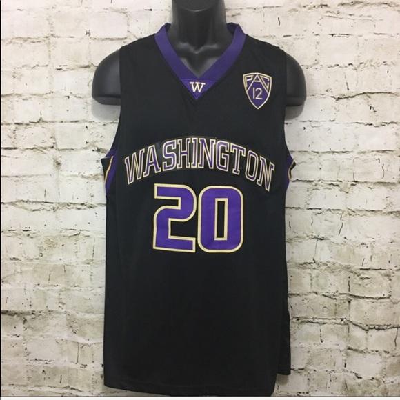 d57f60aab Washington Huskies BasketballJersey Markelle Fultz